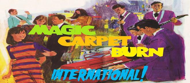 Magic Carpet Burn